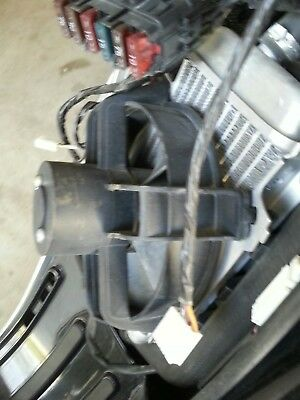 gts 250 vespa cooling fan parting out