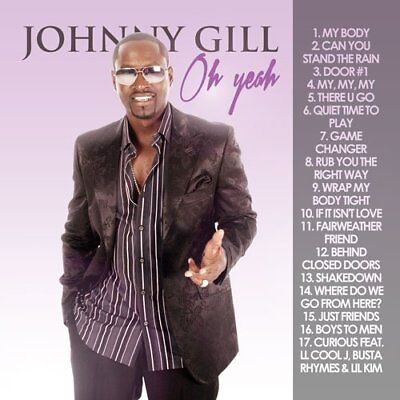 Best Of Johnny Gill DJ Compilation Mix CD