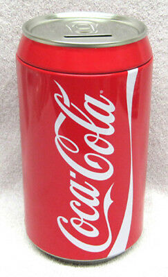 Classic Coca-Cola Can Bank, New! Great Price!