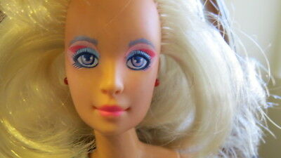 Jem and the Holograms 🌟Jerrica Doll Vintage Hasbro 1985 Light Up Earrings