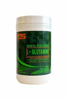 FDS L- GLUTAMINE powder, Muscle recovery formula - 2.2 LB(1Kg) - Recovery Aid...