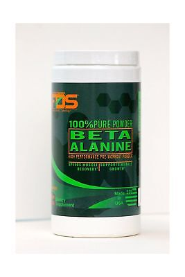 FDS Pure Raw Beta Alanine Extreme - Best High performance Pre Workout Powder ...