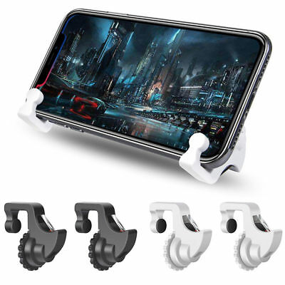 Gaming Trigger Cell Phone Game PUBG Controller Gamepad for Android IOS iPhone