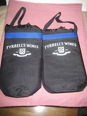 Tyrrell's Wine Cooler Travel Bag.