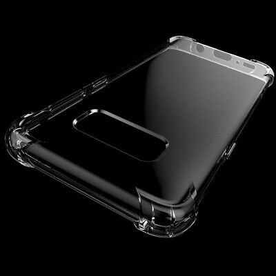 For Samsung Galaxy Series Shockproof TPU Clear Transparent Gel Cover Case