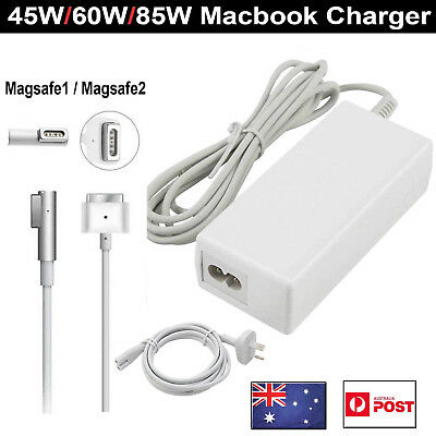 85W/60W AC Power Adapter Charger 1/2 L/T For Apple Mac Macbook Air/Pro 13 15 AUZ