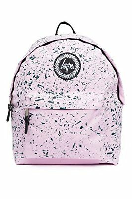 7ff30a8b86 HYPE SPLAT BACKPACK - Baby Pink White Schoolbag HYB047   FREE Haribo ...