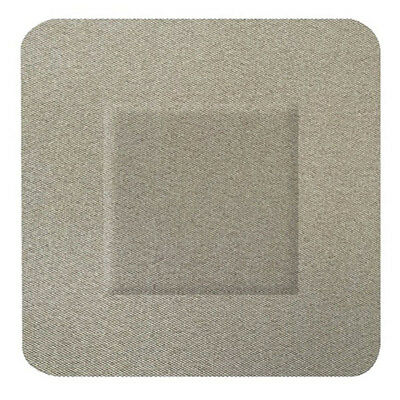 Click Medical Fabric Square Plasters 100