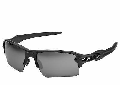 45f276f03a5 Oakley FLAK 2.0 XL POLARIZED Sunglasses 9188-96 Matte Black Prizm Lens  OO9188-96