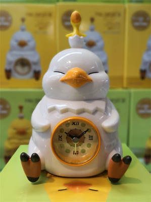 FINAL FANTASY XIV CHOCOBO   FF14 FAT ALARM CLOCK 2set TAITO   JAPAN limted