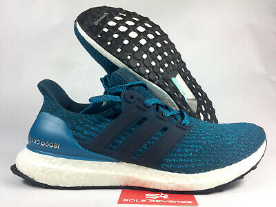 693a950c971e1 7 NEW adidas Originals ULTRABOOST S82021 Petrol Night Black White Running  Shoes