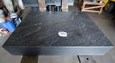 "18""x24"" Granite Surface Plate (Inv.38908)"