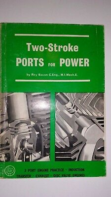 Two-Stroke Ports for Power by Roy Bacon C. Eng,. 3 Port Engine Practice