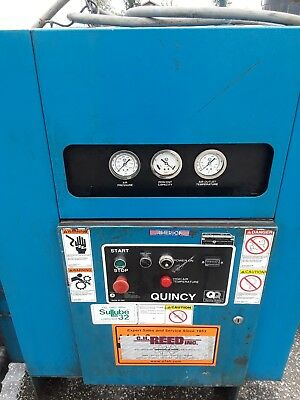 50 HP US AIR COMPRESSOR ROTARY SCREW used