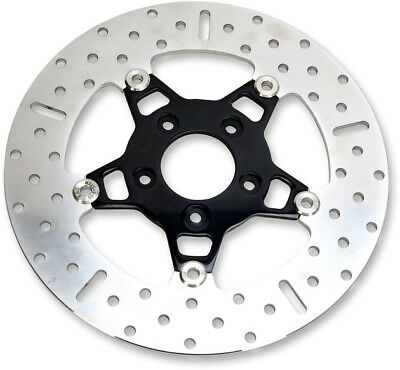 EBC 5-Button Floating Round Wide Band Brake Rotor Black #FSD010BLK