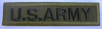 US Army Aufnäher United States Special Forces Patch Stars Armee oliv