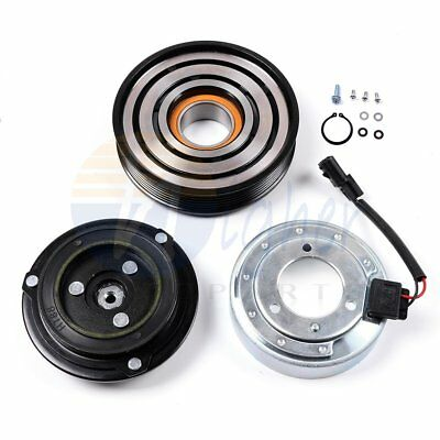 For 2008-2013 Nissan Rouge Pulley Bearing Coil A/C Compressor Clutch 2.5L L4