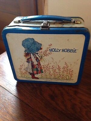 Aladdin Holly Hobby Lunchbox And Thermos