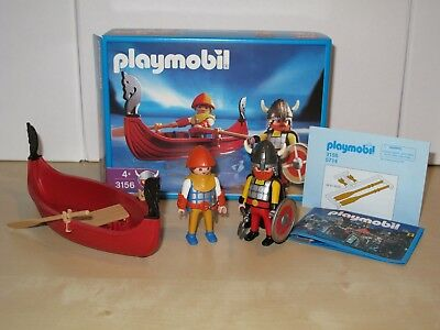 Playmobil - Wikingerboot (3156)