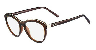cd080dd0b52 NEW CHLOE CE2660-210-5216 Brown 52mm Eyeglasses -  58.65