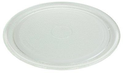 for AEG Microwave Plate Smooth Flat Glass Turntable Dish 270mm / 27cm