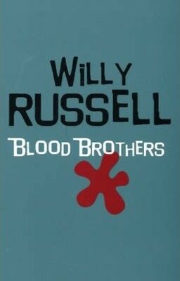 Blood Brothers By Willy Russell - Brand New Book ( English Literature GCSE )