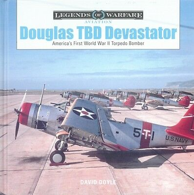 Doyle Luftwaffe - Douglas TBD Devastator Legends of Warfare Flugzeug-Modellebau