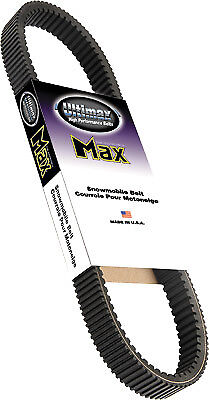 Carlisle Ultimax Max Drive Belt MAX1107M3 1 1/4in. x 47 1/8in.