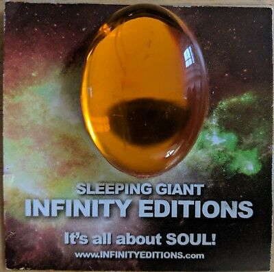 Sleeping Giant - Infinity Editions - Yellow Soul Gem - NYCC 2018