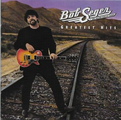 Greatest Hits by Bob Seger/Bob Seger & the Silver Bullet Band CD 1994 Capitol