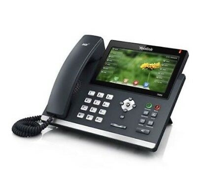 Yealink T48G VOIP phone And Bluetooth Dongle