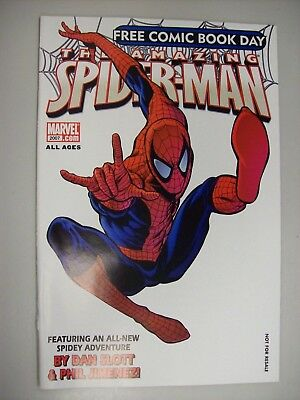 Marvel The Amazing Spider-Man Free Comic Book Day (2007) Comic Book