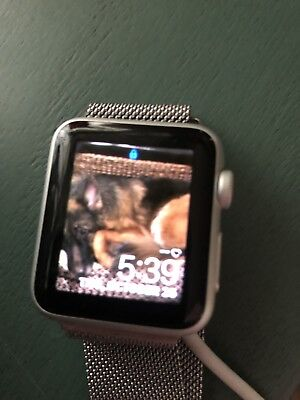 Apple Watch Series 1 38mm Silver Case - 1st Series Used iWatch