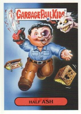 2018 Garbage Pail Kids Oh The Horror-ible #80H-11a Half Ash