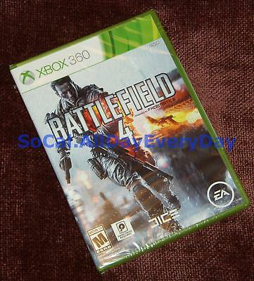 Battlefield 4 (Xbox 360) *****BRAND NEW & FACTORY SEALED***** Free Shipping! bf4
