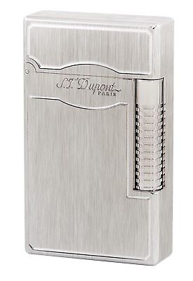 S.T. Dupont LeGrand Lighter With Dual Soft Flame & Torch, ST023014, New In Box