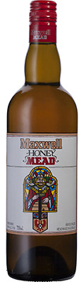 Maxwell Honey Mead 750mL ea - Fortified Wine - Origin Australia