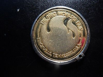 The 1982 World's Fair Knoxville, Tennessee Medal!    Zz253Dxx