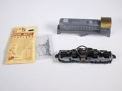 HO Scale Cary Locomotive Works #168 Feed Water Heater Large