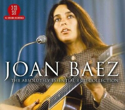 Joan Baez - Absolutely Essential (Musik-CD)