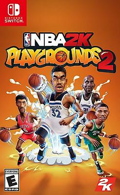 NBA 2K Playgrounds 2 (Nintendo Switch) *****BRAND NEW & FACTORY SEALED!***** nsw