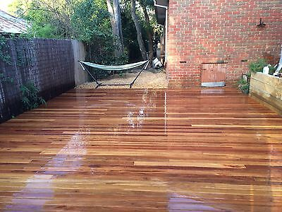 Spotted Gum Feature / Utility  Grade 86/19  decking  boards  Pack Lot