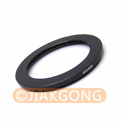 72mm-55mm 72-55 Step Down Filter Ring Stepping Adapter