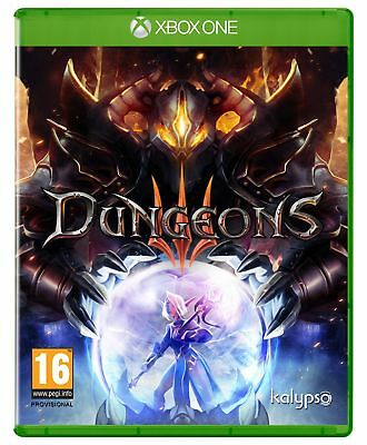 Dungeons 3 Xbox One Game.