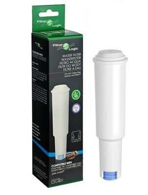 Filterlogic Fl-801 Compatible Water Filter To Fit Jura Claris White Coffee Maker