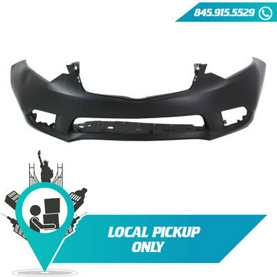 LOCAL PICKUP 2009-2010 FITS ACURA TSX FRONT SIDE BUMPER COVER PRIMED AC1000162