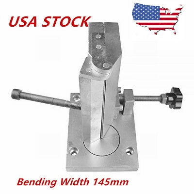 5.7'' Dual-axis Metal Angle Bender Tool for Channel Sign Letter Strip Bending US