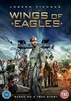 Wings of Eagles [DVD] New & Sealed