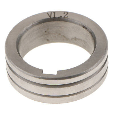 W Mig Welder Wire Feed Drive Roller Roll Parts 0.8-0.9 Kunrled-Groove 7.45mm