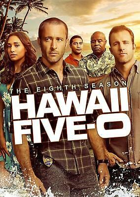 Hawaii Five-O Season 8 DVD Complete Eighth 8th Series New & Sealed Free Delivery